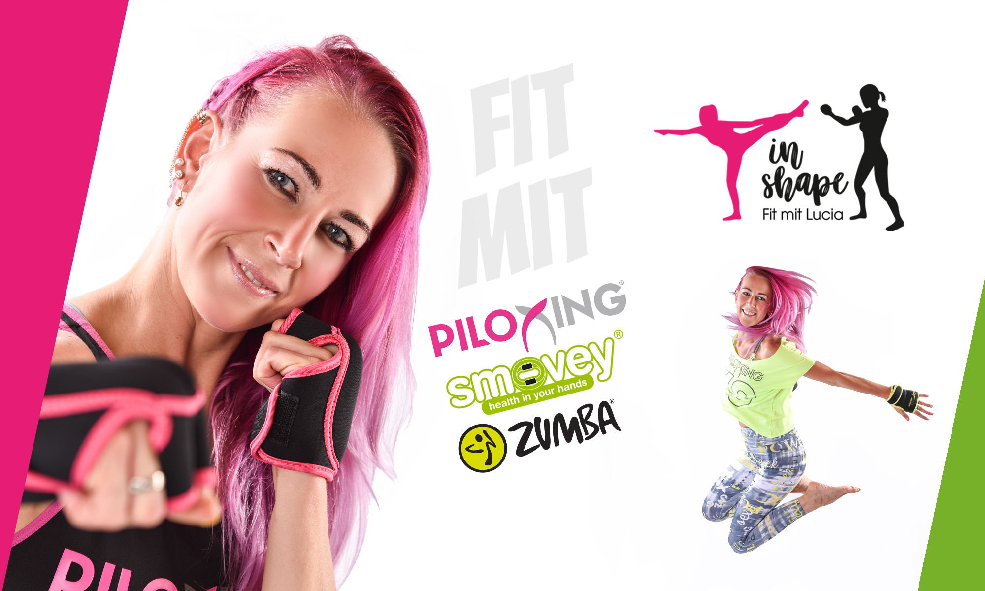 Inshape - Fit mit Lucia